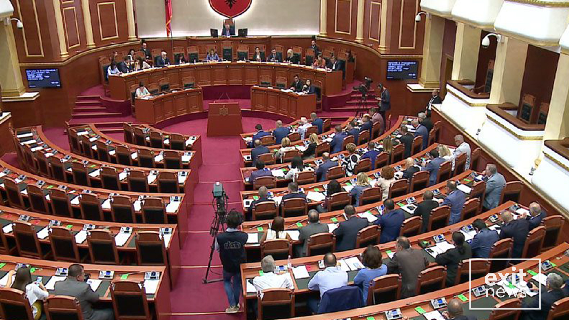 Albanian Parliament Votes to Extend State of Emergency Until June 23