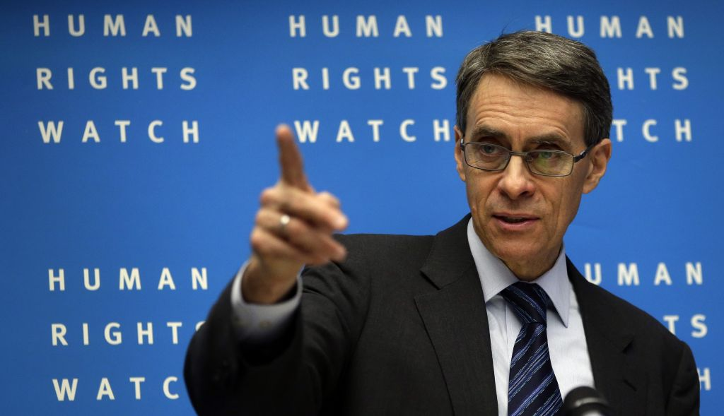 Human Rights Watch Blasts US Administration for Orchestrating the Toppling of Kosovo Government