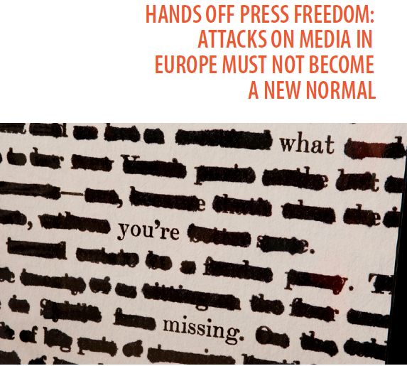 Council of Europe Reports Press Freedom in Decline in Albania