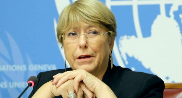 UN Human Rights Chief Accuses Political Leaders of Using COVID-19 to Create a Hostile Media Environment