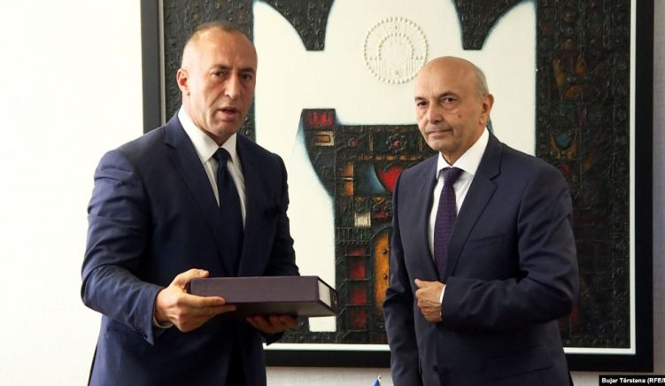 Haradinaj's AAK to Quit Coalition If Lake Ujman Is Included in Kosovo-Serbia Deal