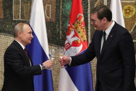 Serbia Confirms Army Donation from Russia