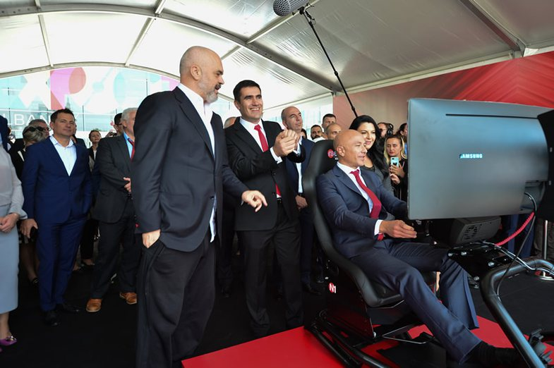 Confusion and Contradictions around Albania's 5G Future