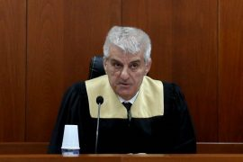 Court Postpones Detention Hearing on Vetting Judge Accused of Falsifying Documents