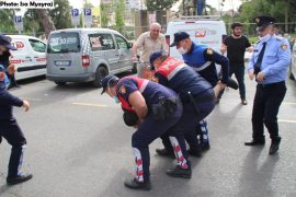 Albanian Ombudsman Criticises Police for Violence against Protestors