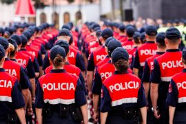 Albanian President Refuses to Decree Police Vetting Law for the Second Time