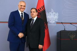 Former EP Rapporteur Knut Fleckenstein Appointed Counselor to Albanian Speaker of Parliament