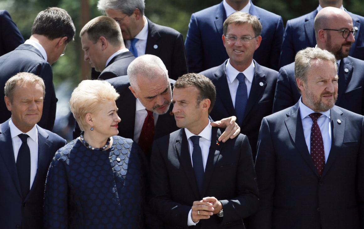 Enlargement Excluded from the EU-Western Balkans Zagreb Summit Agenda
