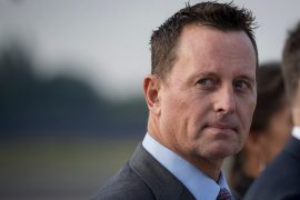 Richard Grenell to Retain His Post as Trump's Envoy for Kosovo-Serbia Dialogue