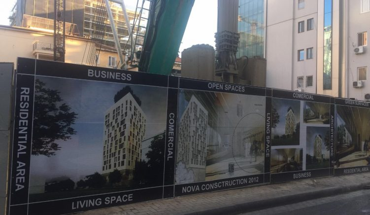 Another High Rise Building to Replace Historic Villa in Tirana