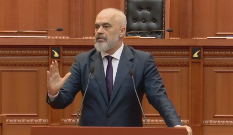 Prime Minister Says Government Will Rebuild Albania's National Theater for Kids to Visit