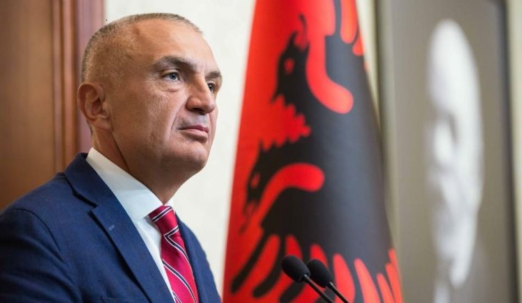 Albanian Socialist Majority Gives Up Attempt to Impeach President Meta