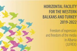 CoE and EU Announced Grants to Help Organisations Improve Freedom of Expression in Albania