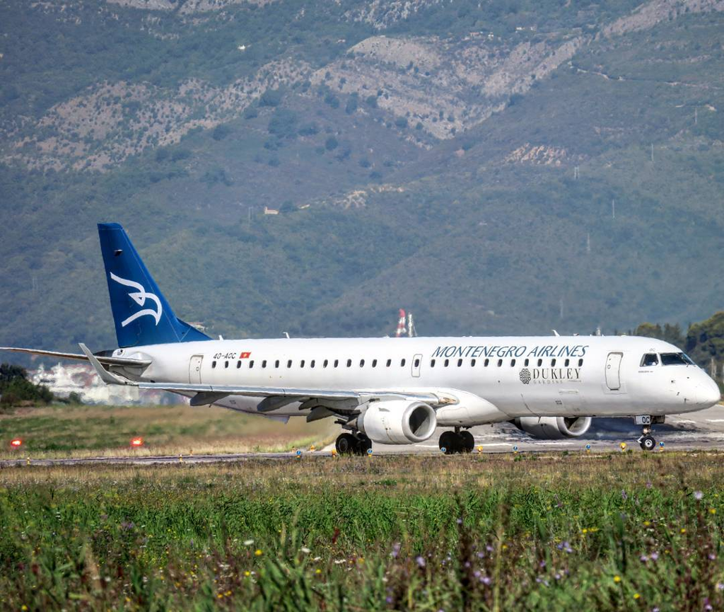 Serbia Imposes Reciprocity, Suspends Flights from Montenegro