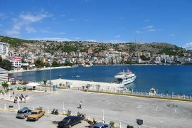 Albanian Fishermen Protest High Oil Prices, Lack of Government Support