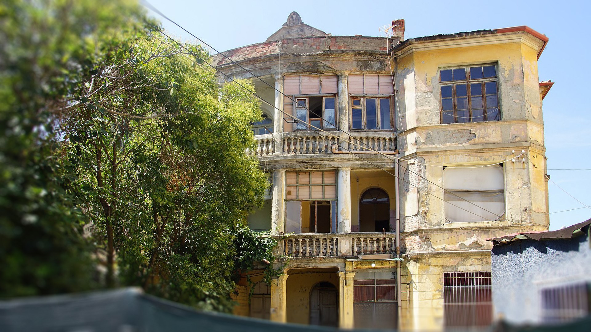 Another Historic Villa Demolished to Make Way for Development