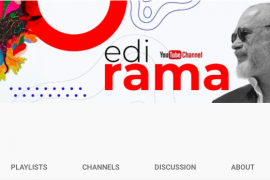 Albanian Premier Launches Personal Youtube Channel following Success with Social Media TV