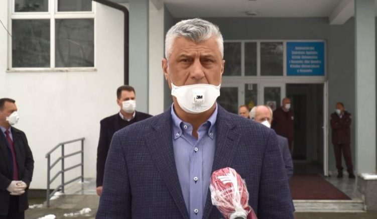 Kosovo President Flip-Flops on COVID-19 State of Emergency after Kurti Government Ousted