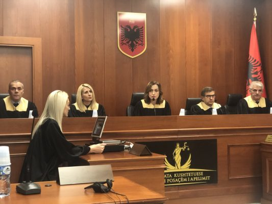Former Magistrates File Report with Anti-Corruption Prosecution Against Special Appeals Chamber Members