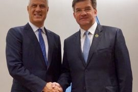 Kosovo's President: New Momentum for a Final Agreement with Serbia