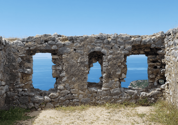 Places to Visit: The Castle of Himare