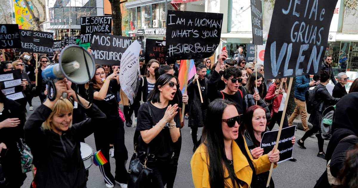 Comment: Albanian Women Will Earn Their Rights When They Make Their Voices Heard