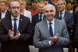 Kosovo's Outgoing Prime Minister to Run for Another Mandate