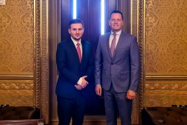 No Secret Plan for a Quick Land Swap Deal, Assures Albanian Top Diplomat after Meeting Grenell