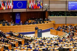 MEPs Condemn Demolition of Albania's National Theatre