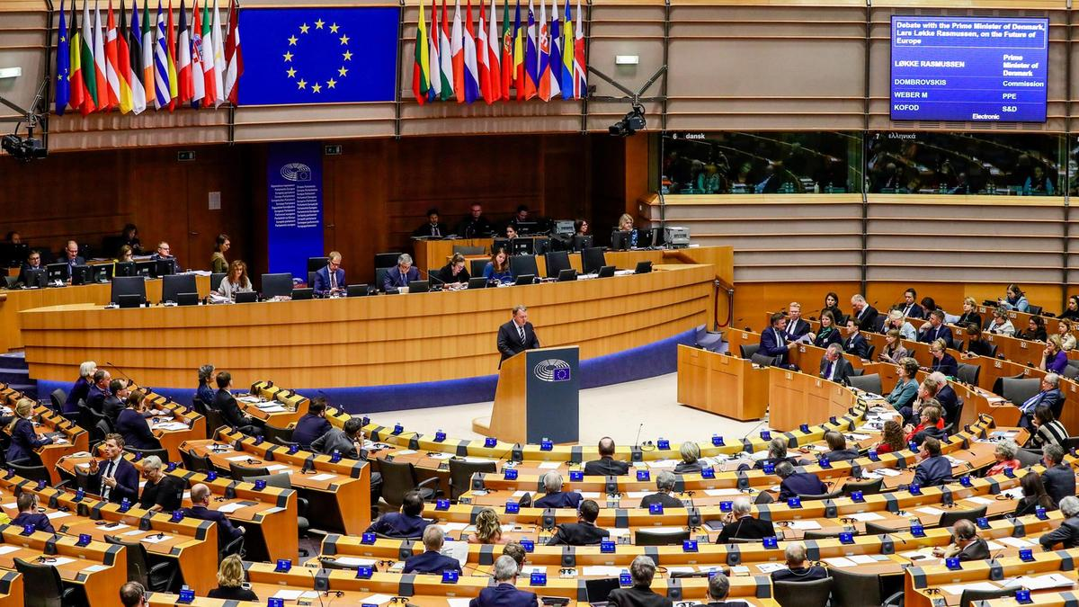 MEPs Question Theater Demolition Effect on Albania's EU Accession Talks