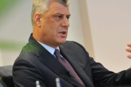Kosovo President Defends Beating of Activist, Threatens Former Prime Minister