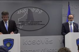 Kosovo's EU Integration Depends on Normalization of Relations with Serbia, Says EU Envoy Lajcak