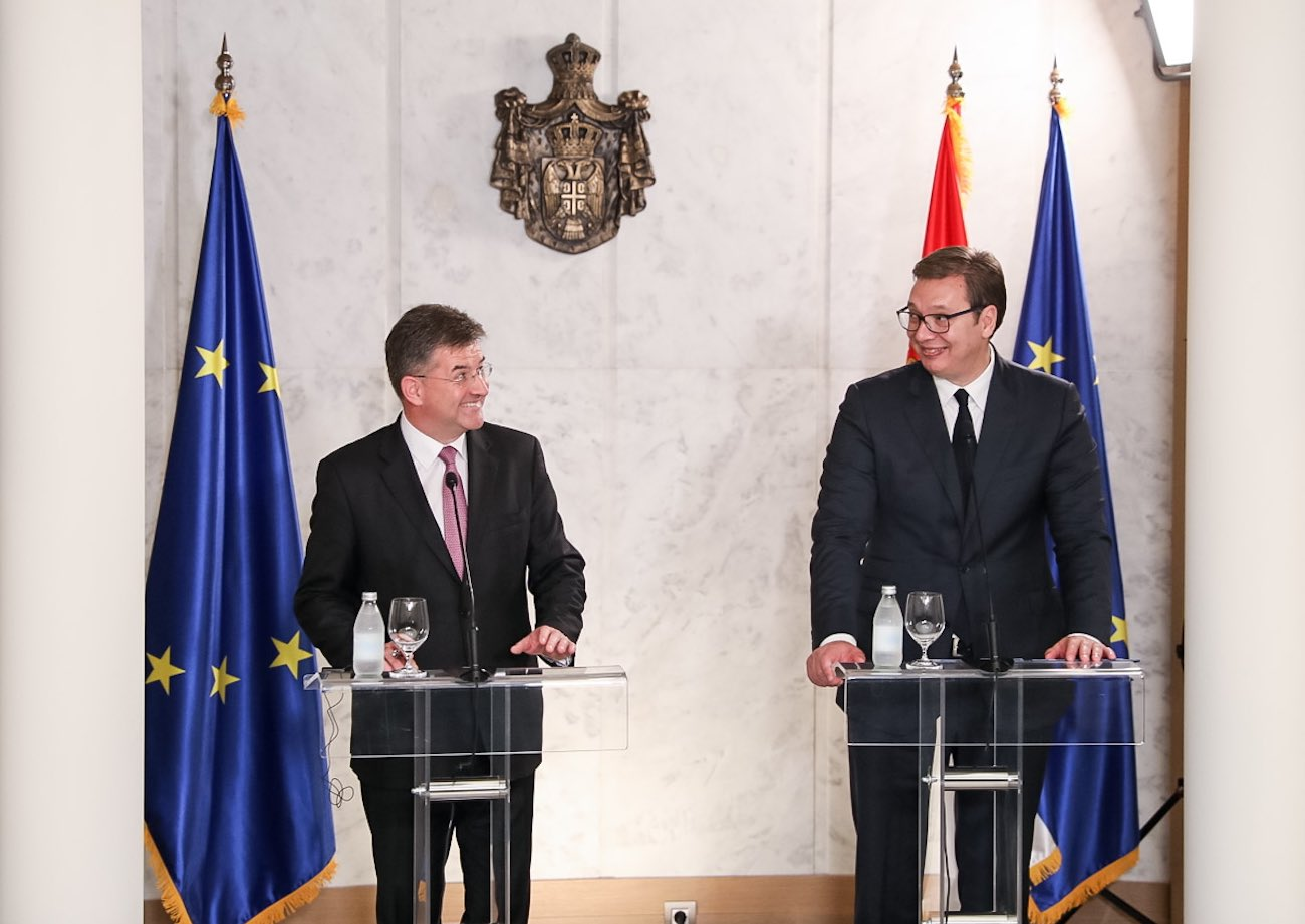EU-Led Kosovo-Serbia Dialogue Should Resume without Delay, Says EU Envoy Lajcak