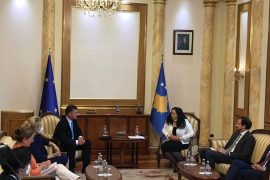 No Talks over Kosovo's Territory, Sovereignty and Constitutional Order, Warns Speaker of Parliament