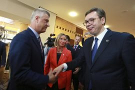 Vucic: Serbia Silent on Thaci's Indictment as Measure to Protect Serbs in Kosovo