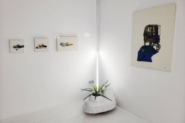 Galeria e Bregdetit: Exhibition Showcasing Work of Southern Albanian Contemporary Artists