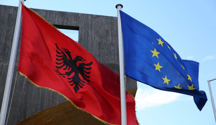 Half of Albanians Don't Believe Albania Is Ready to Join EU