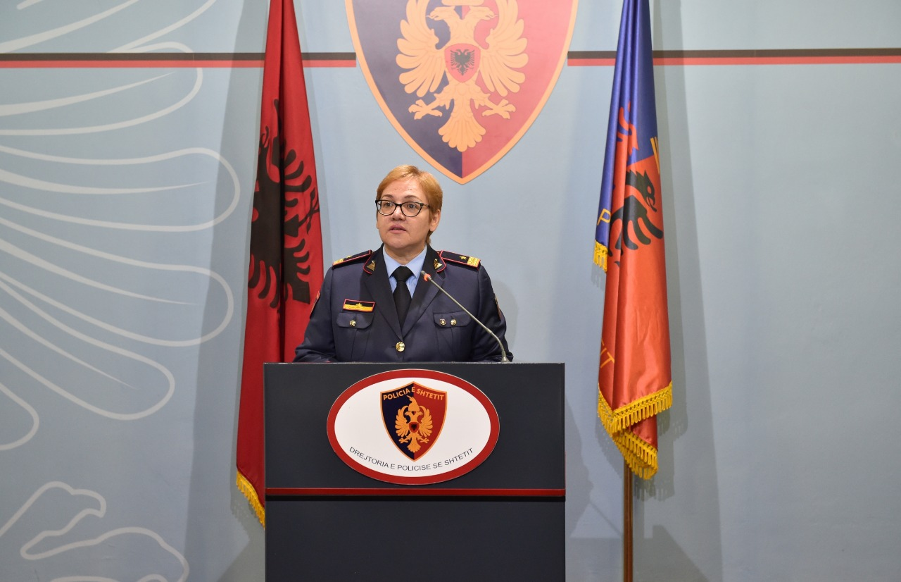 Aida Hajnaj Appointed First Director of Albania's National Bureau of Investigation