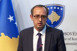 Kosovo's Prime Minister Will Continue Dialogue with Serbia Even Without President Thaci