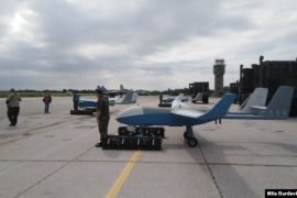 Serbia Showcases New Chinese Drone Purchases