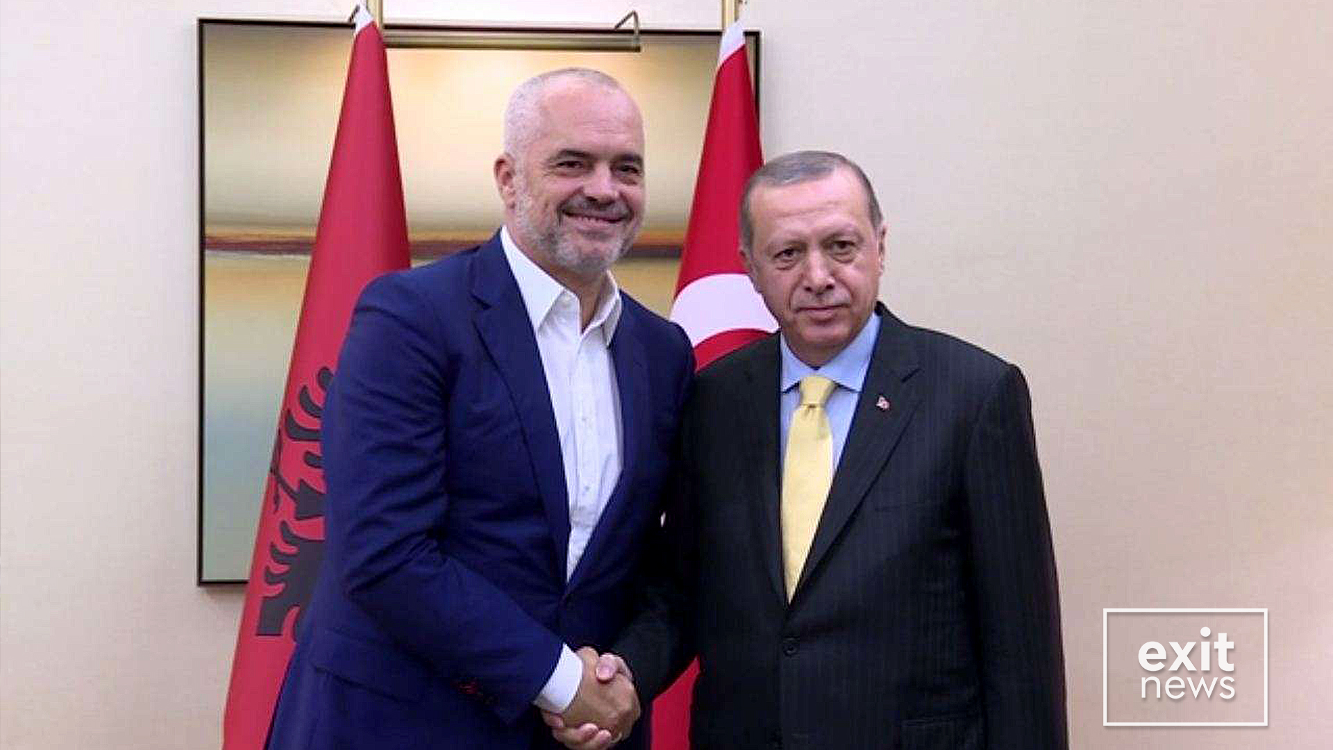 Albania Passes Military Deal with Turkey