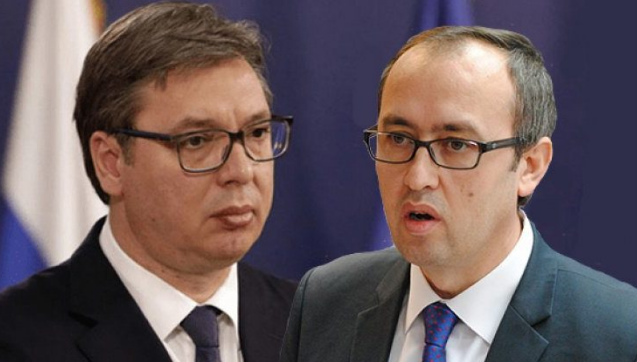 Kosovo and Serbia Leaders to Meet Today in Brussels