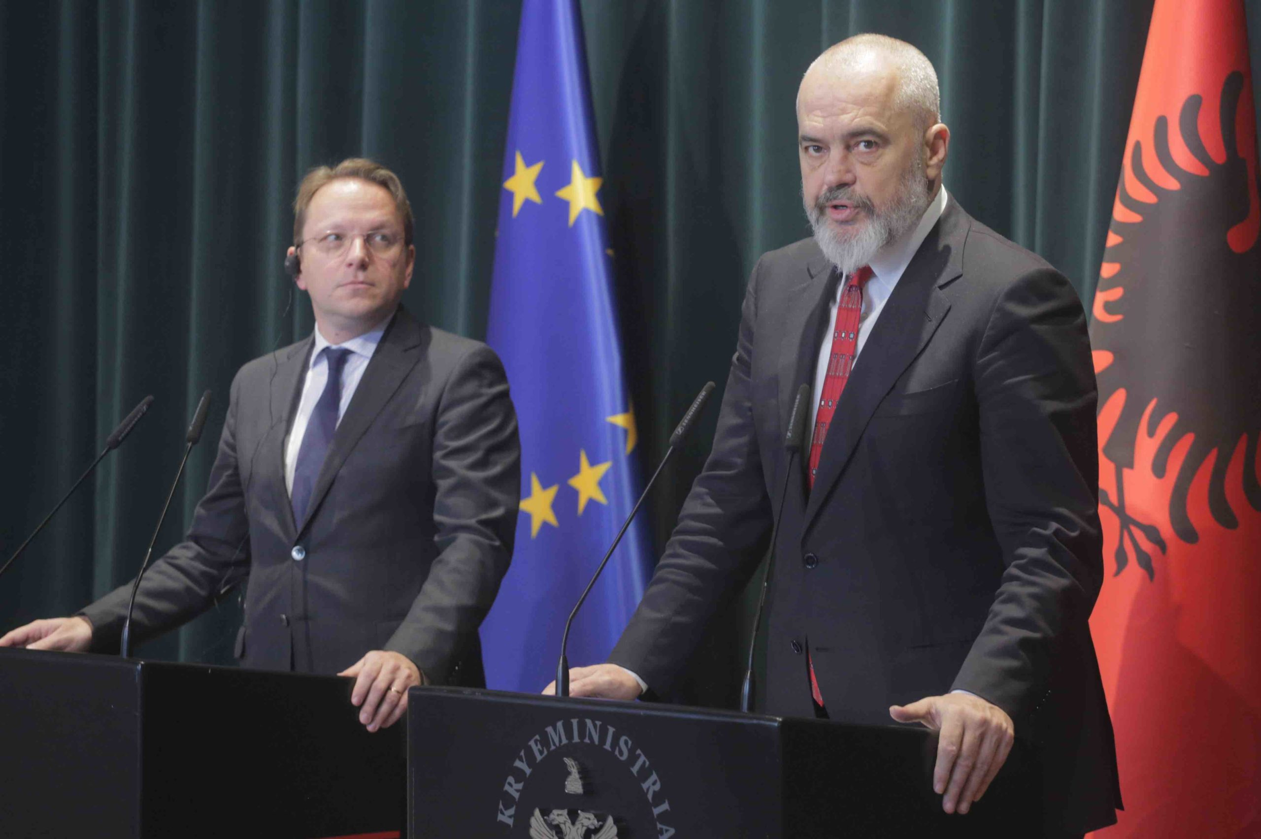 Albanian Prime Minister Challenges European Commission on Changes to Electoral System