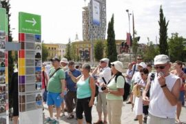 Albania Saw a 71% Drop in Tourist Arrivals during June 2020