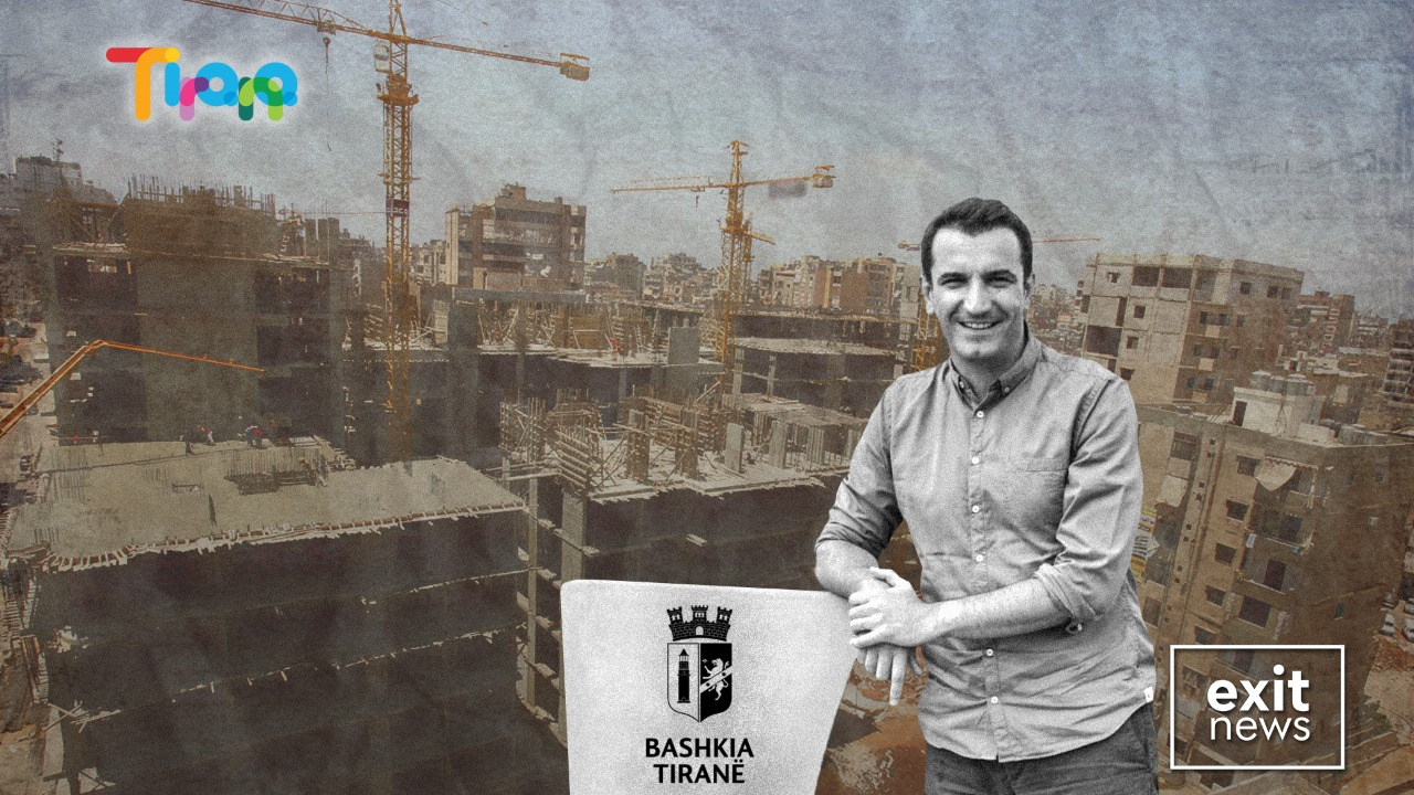 1028 Building Permits Issued in Tirana from 2017 to 2019 Amid Money Laundering Concerns