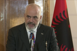 Rama Slams Vucic: No Way You Can Negotiate with 'the West' regarding Albanians