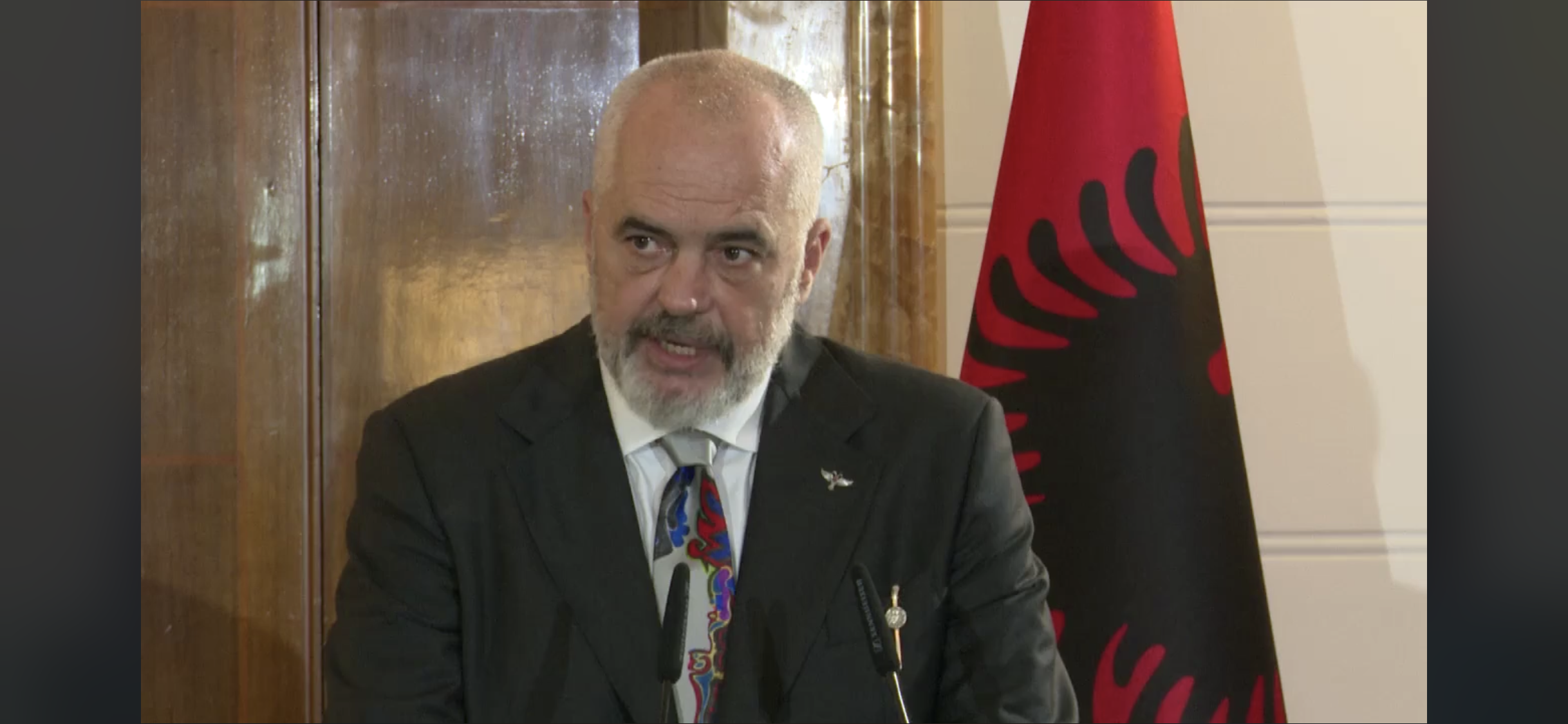 Albanian Government Accused of Manipulating COVID-19 Aid Distribution Figures