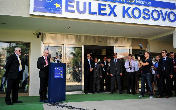 EULEX Mandate in Kosovo Extended Until 2021