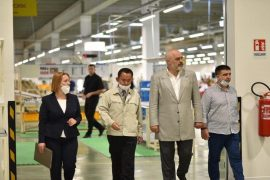 Company with Controversial Labour Right Record Inaugurates Plant in Fier on Land It Paid €1 For