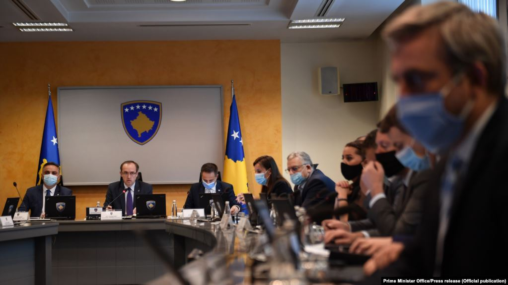 Kosovo Government Ends Anti-Corruption Task Force